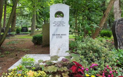 Erfurt Hauptfriedhof Grabmal Krieg
