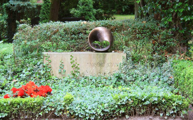 Demmin St. Bartholomaei Grabstätte Krause - 1