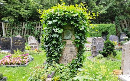 Cospeda Friedhof Grabmal Siebenhüner