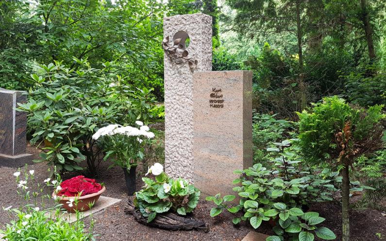 Demmin St. Bartholomaei Grabstätte Ehlert - 1