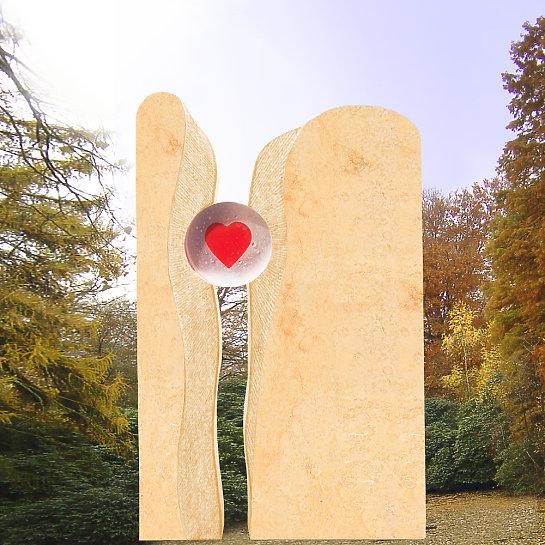 Urnengrabstein Lubliana