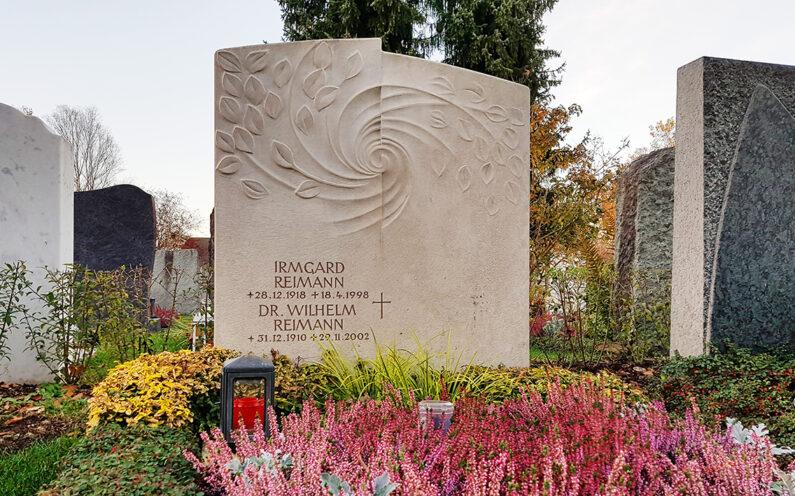 Vaterstetten Friedhof Familiengrab Reimann - 1