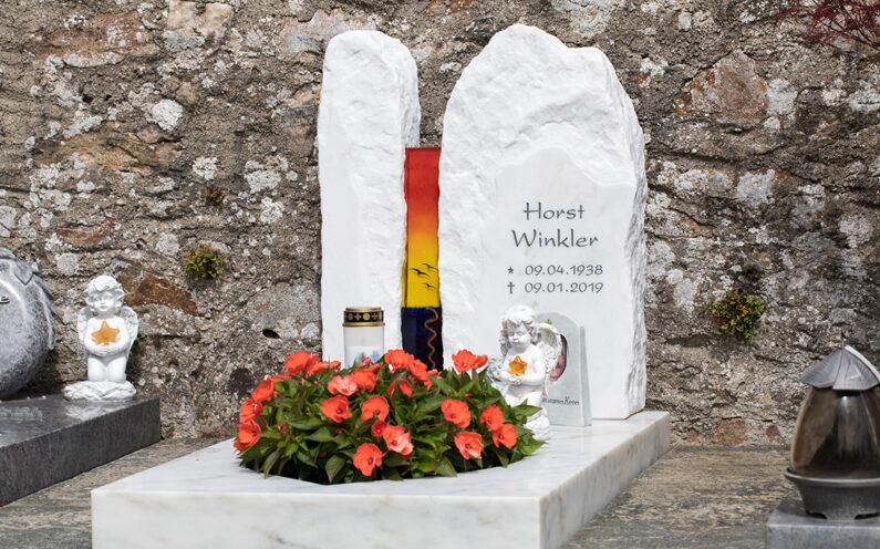 Laufenburg St.Pelagius Hochsal Urnengrab Winkler - 0