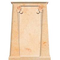 Grabmale aus Sandstein