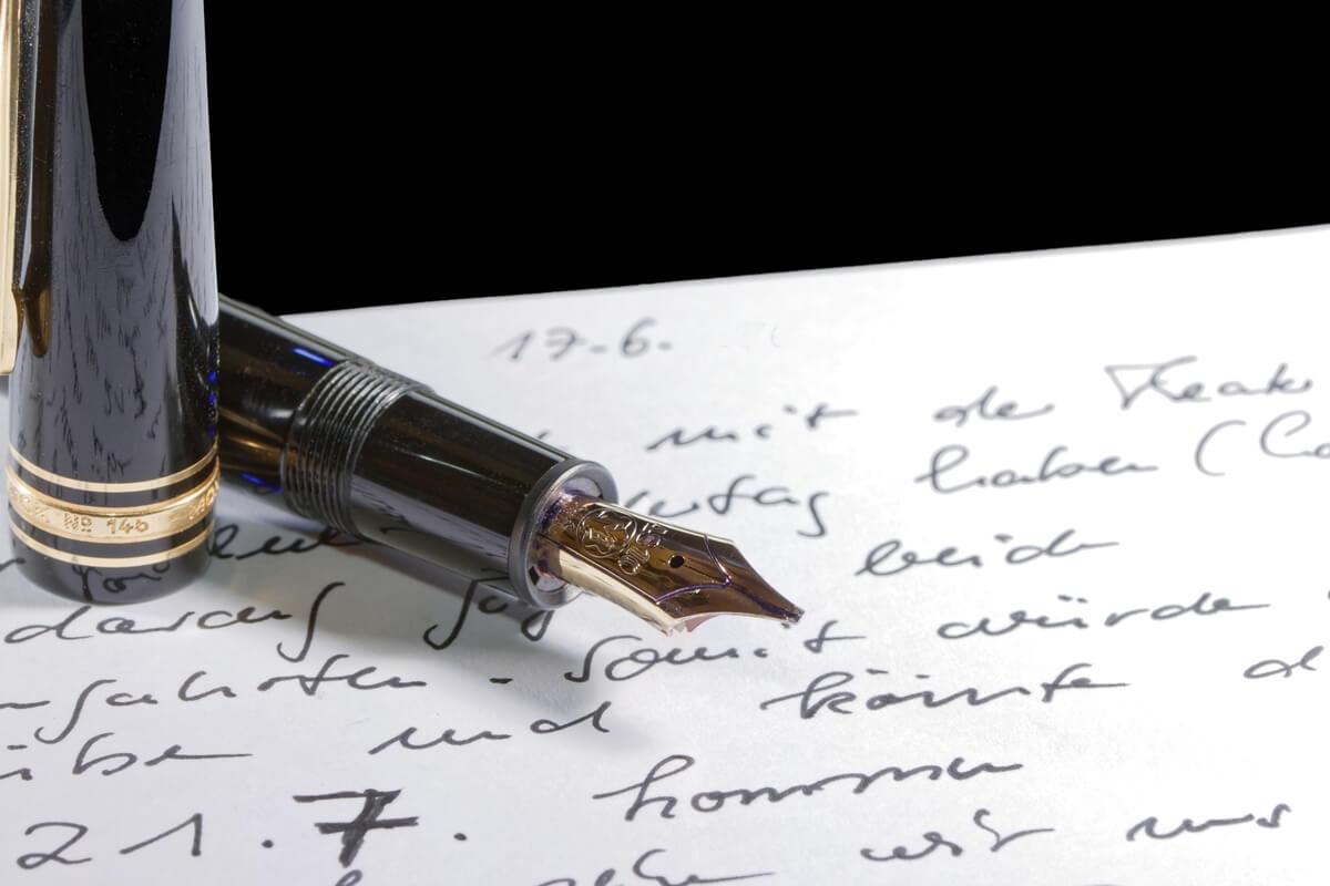 Handschriftliche Patientenverfügung
